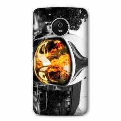 Coque Motorola Moto E4 pompier police