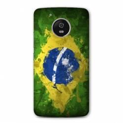 Coque Motorola Moto E4 Bresil
