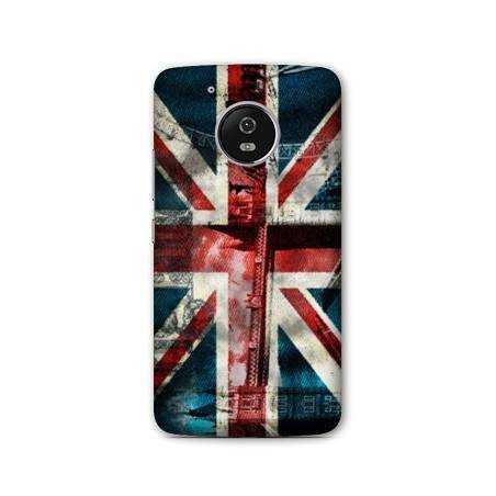 Coque Motorola Moto E4 Angleterre
