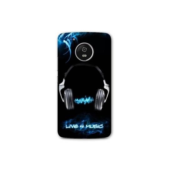 Coque Motorola Moto E4 techno