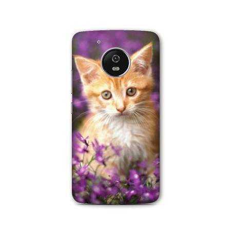 Coque Motorola Moto E4 animaux 2