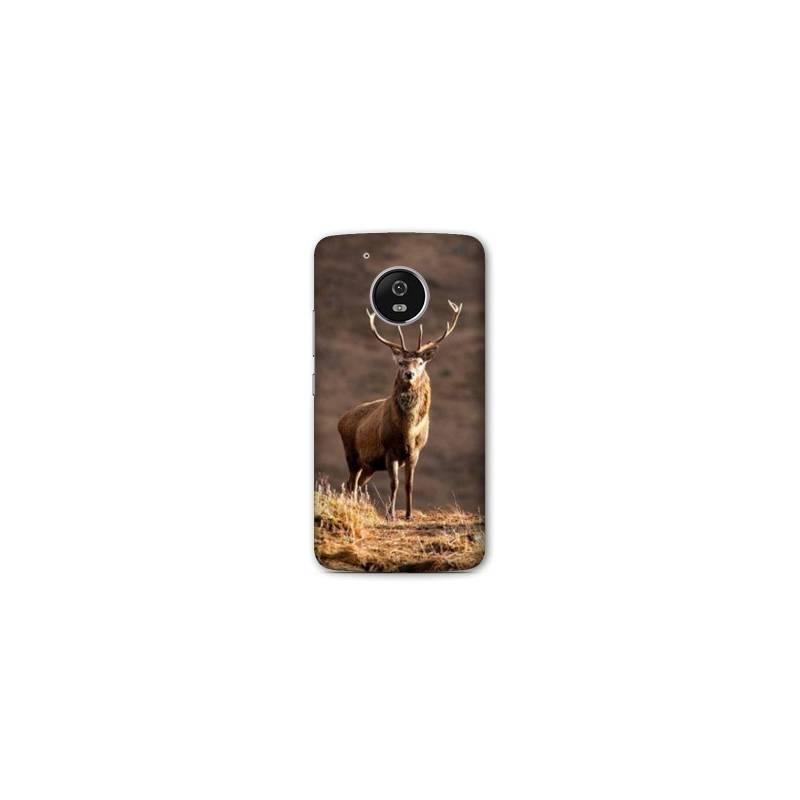 Coque Motorola Moto E4 chasse peche
