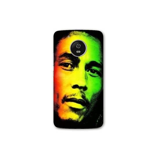 Coque Motorola Moto E4 Bob Marley