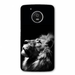 Coque Motorola Moto E4 felins