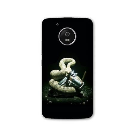 Coque Motorola Moto E4 reptiles