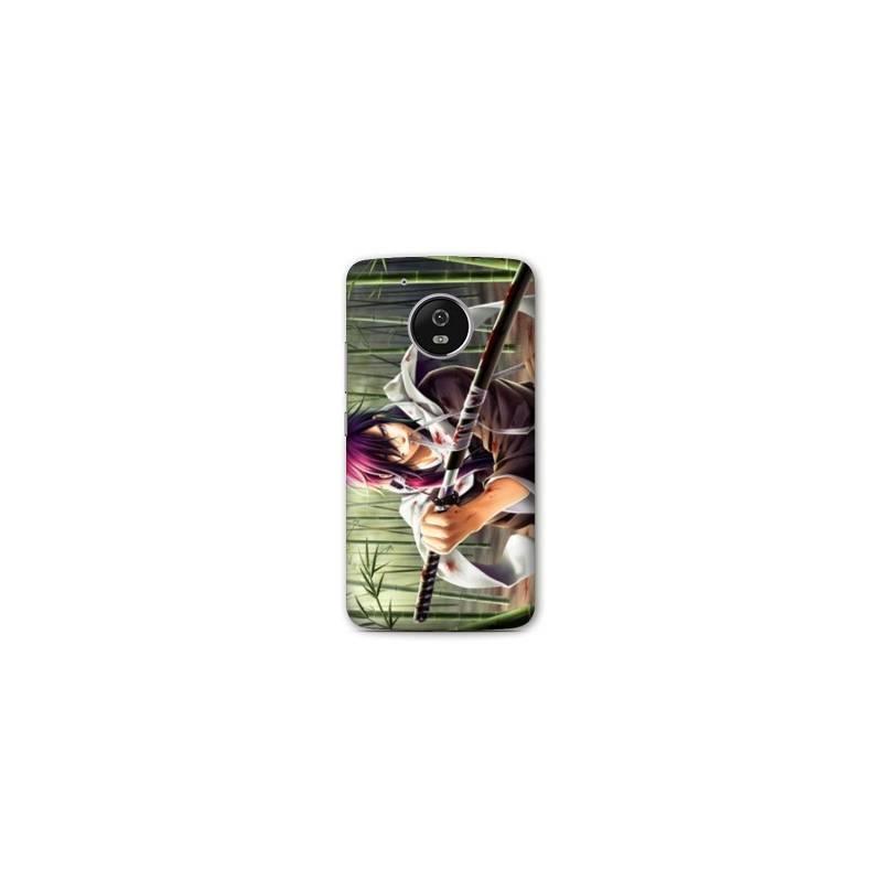 Coque Motorola Moto E4 Manga - divers