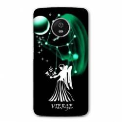 Coque Motorola Moto E4 signe zodiaque