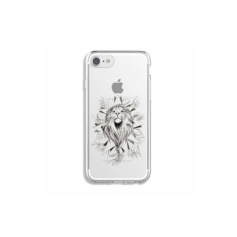 Coque transparente Iphone 6 / 6s lion