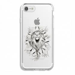 Coque transparente Iphone 7 / 8 lion
