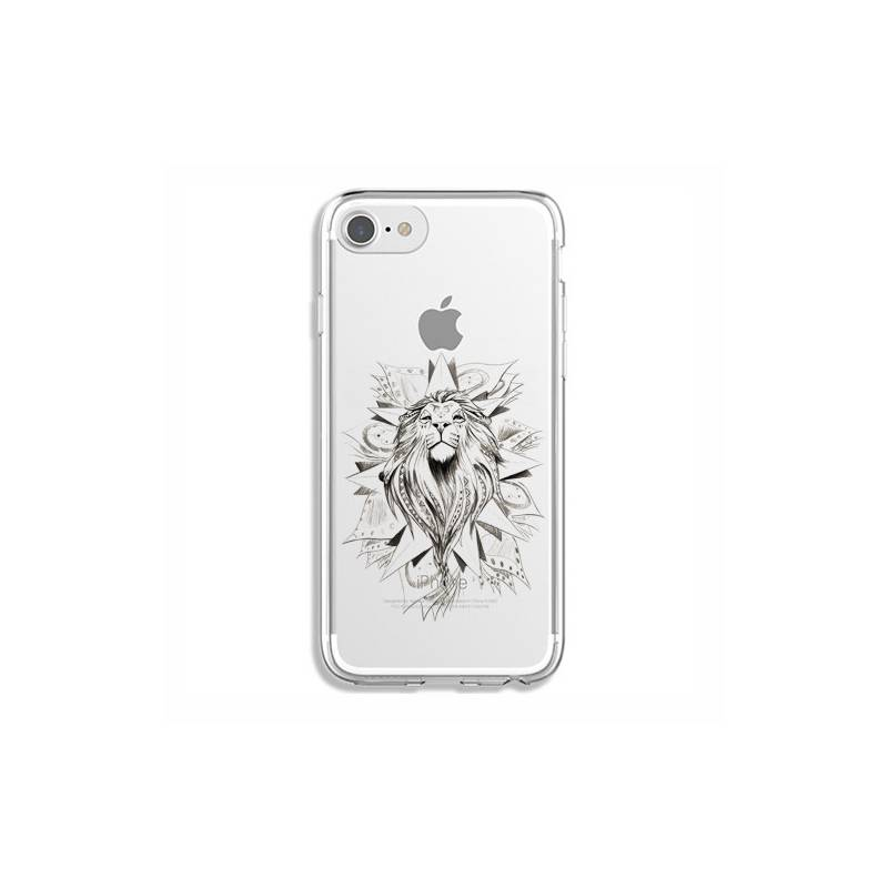 iphone 7 coque lion