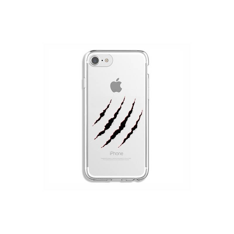 Coque transparente Iphone 7 / 8 griffure
