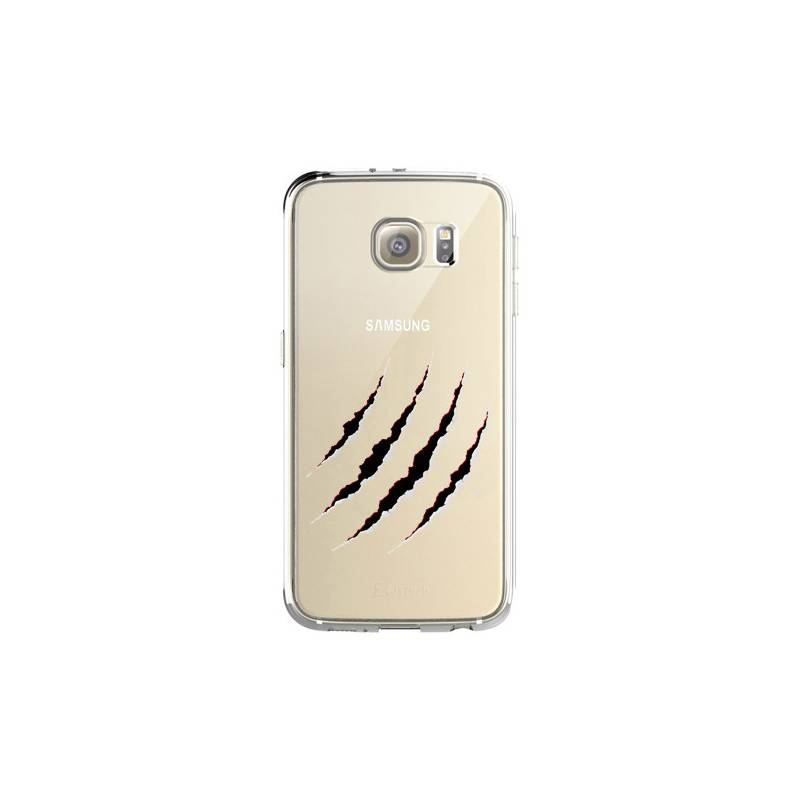 Coque transparente Samsung Galaxy S8 Plus + griffure