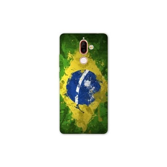 Coque Nokia 7 Plus Bresil