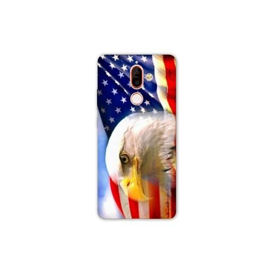 Coque Nokia 7 Plus Amerique