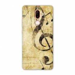 Coque Nokia 7 Plus Musique