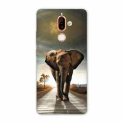 Coque Nokia 7 Plus savane