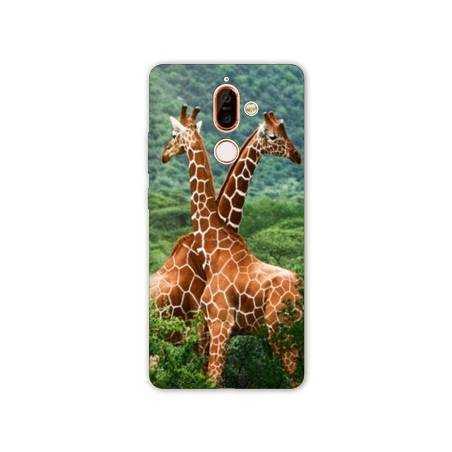 Coque Nokia 7 Plus savane