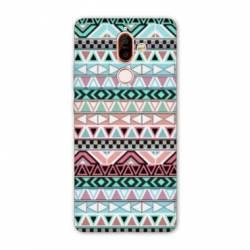 Coque Nokia 7 Plus motifs Aztec azteque