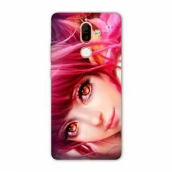 Coque Nokia 7 Plus Manga - divers