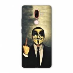 Coque Nokia 7 Plus Anonymous