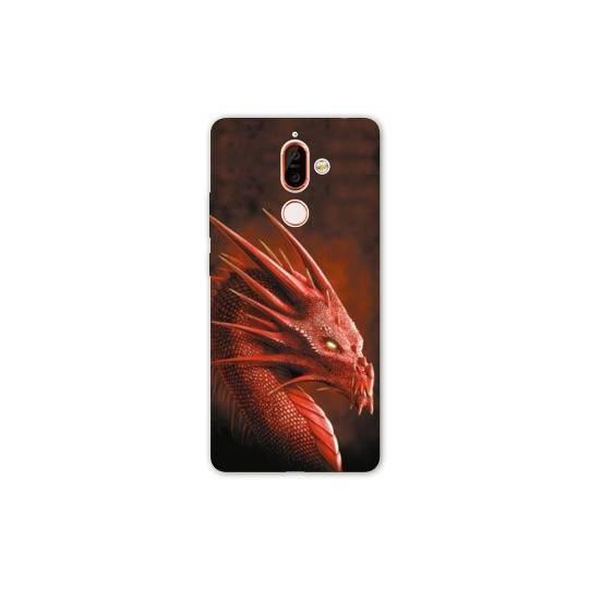 Coque Nokia 7 Plus Fantastique