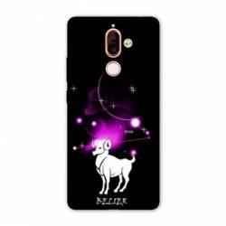 Coque Nokia 7 Plus signe zodiaque