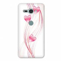 Coque Sony Xperia XZ2 COMPACT amour