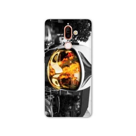 Coque Nokia 7 Plus pompier police