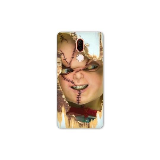 Coque Nokia 7 Plus Horreur