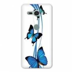 Coque Sony Xperia XZ2 COMPACT papillons