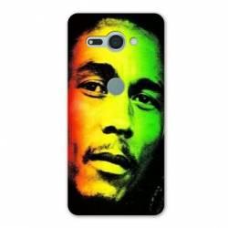 Coque Sony Xperia XZ2 COMPACT Bob Marley