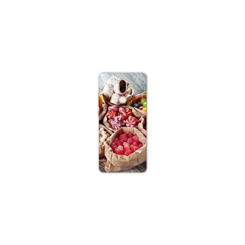 Coque Nokia 7 Plus Gourmandise