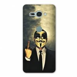 Coque Sony Xperia XZ2 COMPACT Anonymous