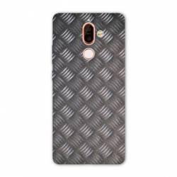 Coque Nokia 7 Plus Texture
