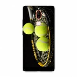 Coque Nokia 7 Plus Tennis