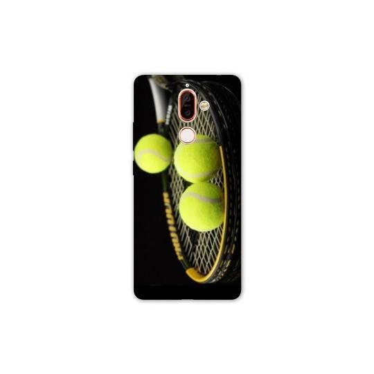 Coque Nokia 7 Plus Tennis