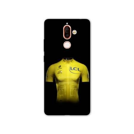 Coque Nokia 7 Plus Cyclisme