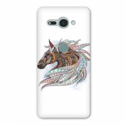 Coque Sony Xperia XZ2 COMPACT Animaux Ethniques
