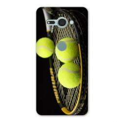 Coque Sony Xperia XZ2 COMPACT Tennis