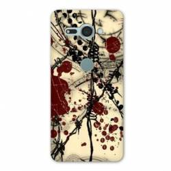Coque Sony Xperia XZ2 COMPACT Grunge