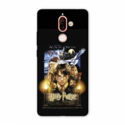 Coque Nokia 7 Plus WB License harry potter D