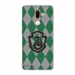 Coque Nokia 7 Plus WB License harry potter ecole