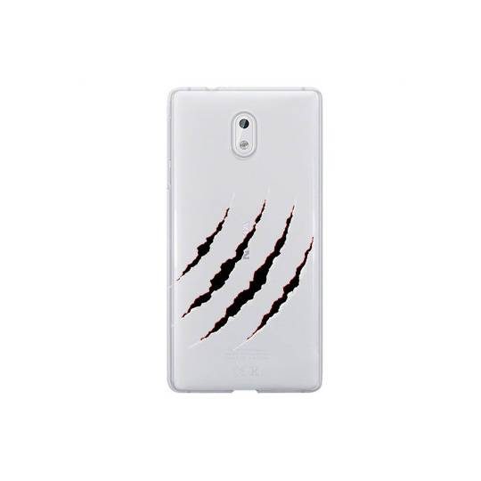 Coque transparente Nokia 2 griffure