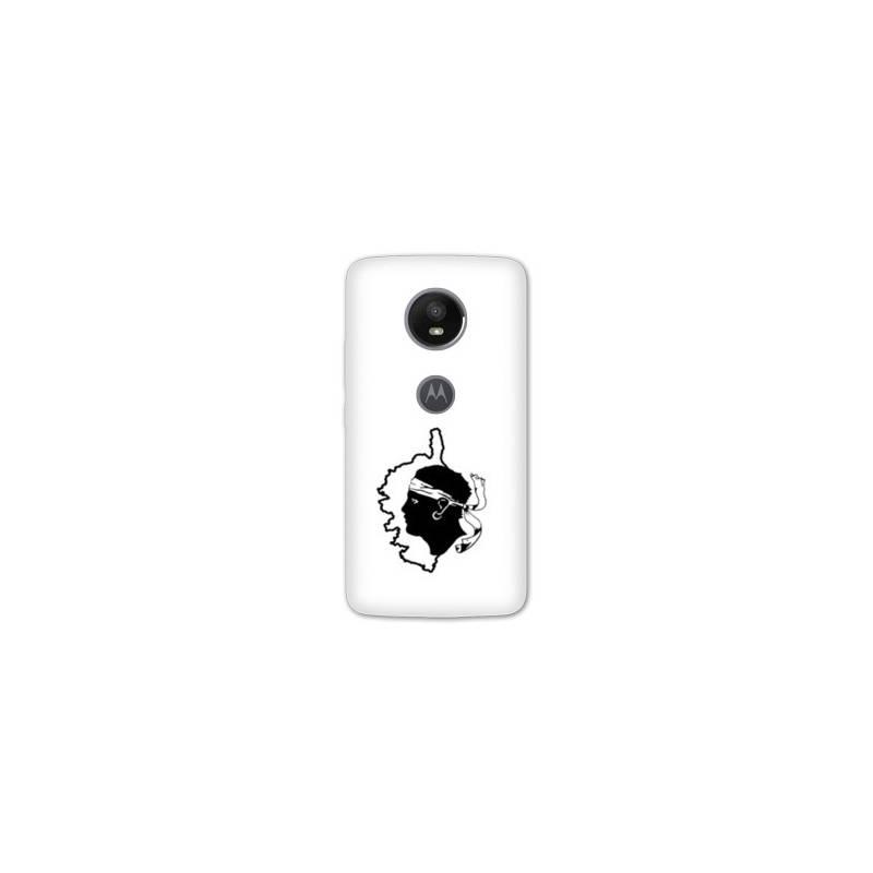 Coque pour Motorola Moto E5 PLUS Corse