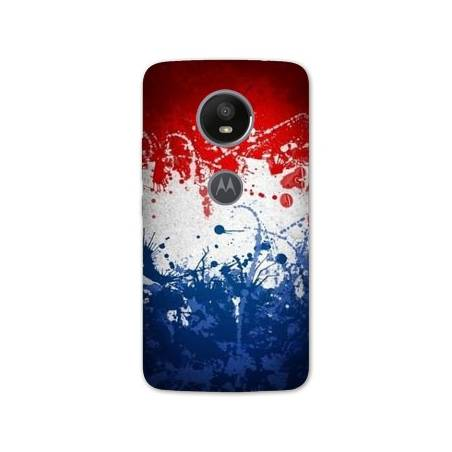 Coque Motorola Moto E5 PLUS France