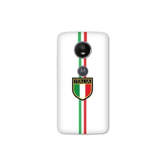 Coque Motorola Moto E5 PLUS Italie