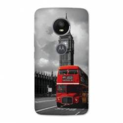 Coque Motorola Moto E5 PLUS Angleterre