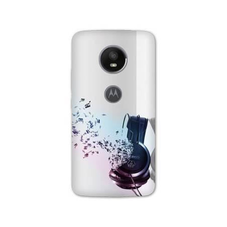 Coque Motorola Moto E5 PLUS techno