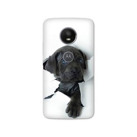 Coque Motorola Moto E5 PLUS animaux