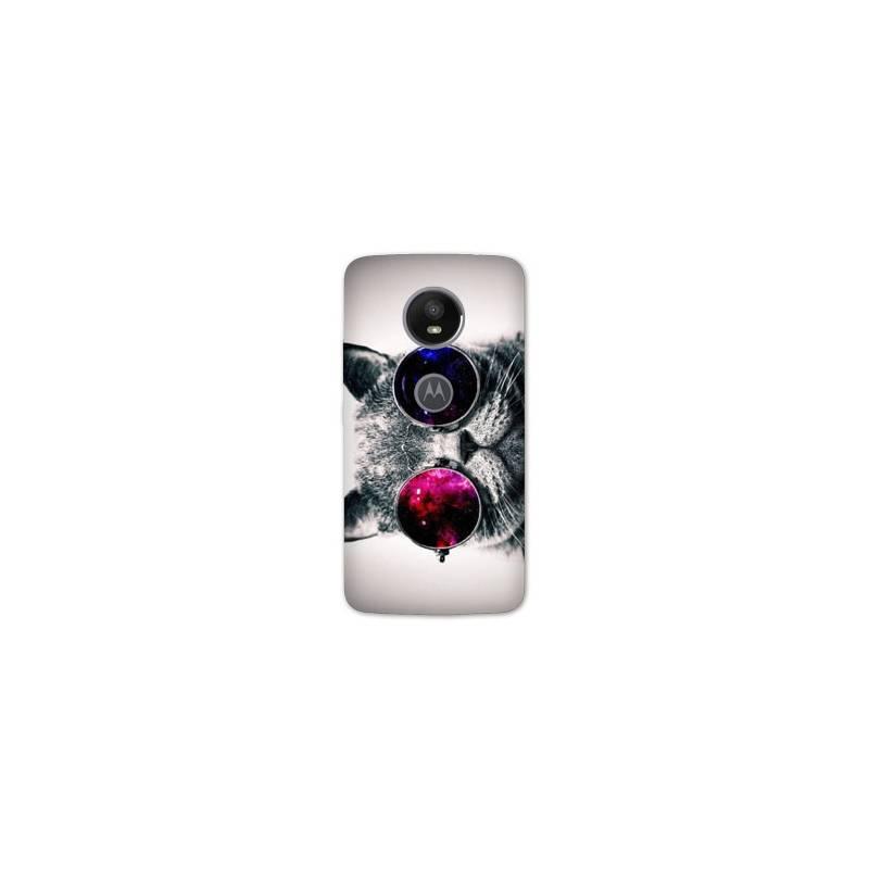 Coque pour Motorola Moto E5 PLUS animaux 2
